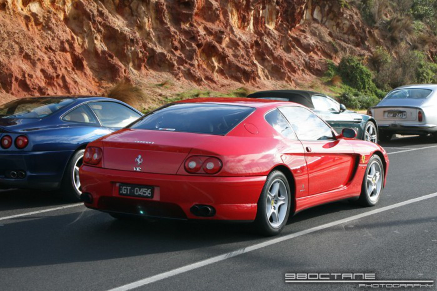 topworldauto photos of ferrari 456 gt photo galleries. Black Bedroom Furniture Sets. Home Design Ideas