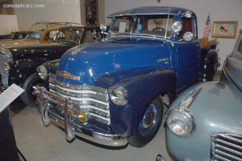 Chevrolet 3100 GP Pickup photos · < Previous. Link to this page: