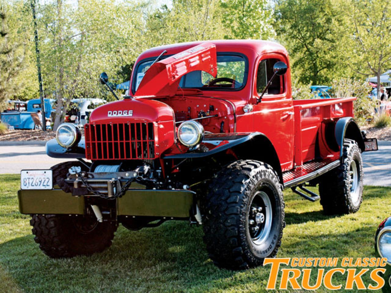 TopWorldAuto >> Photos of Dodge Power Wagon - photo galleries