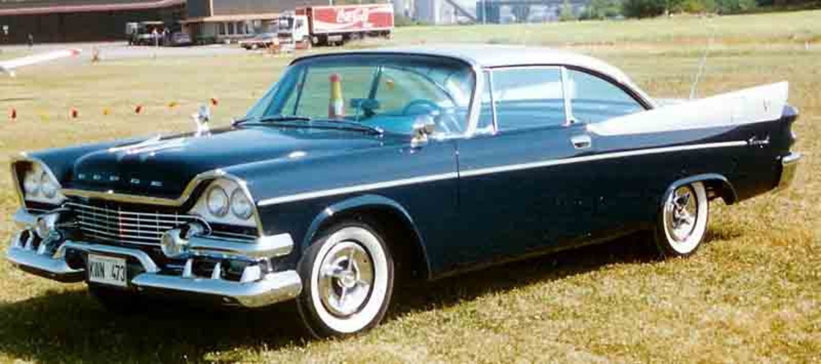 File:Dodge Coronet 1958.jpg. No higher resolution available.