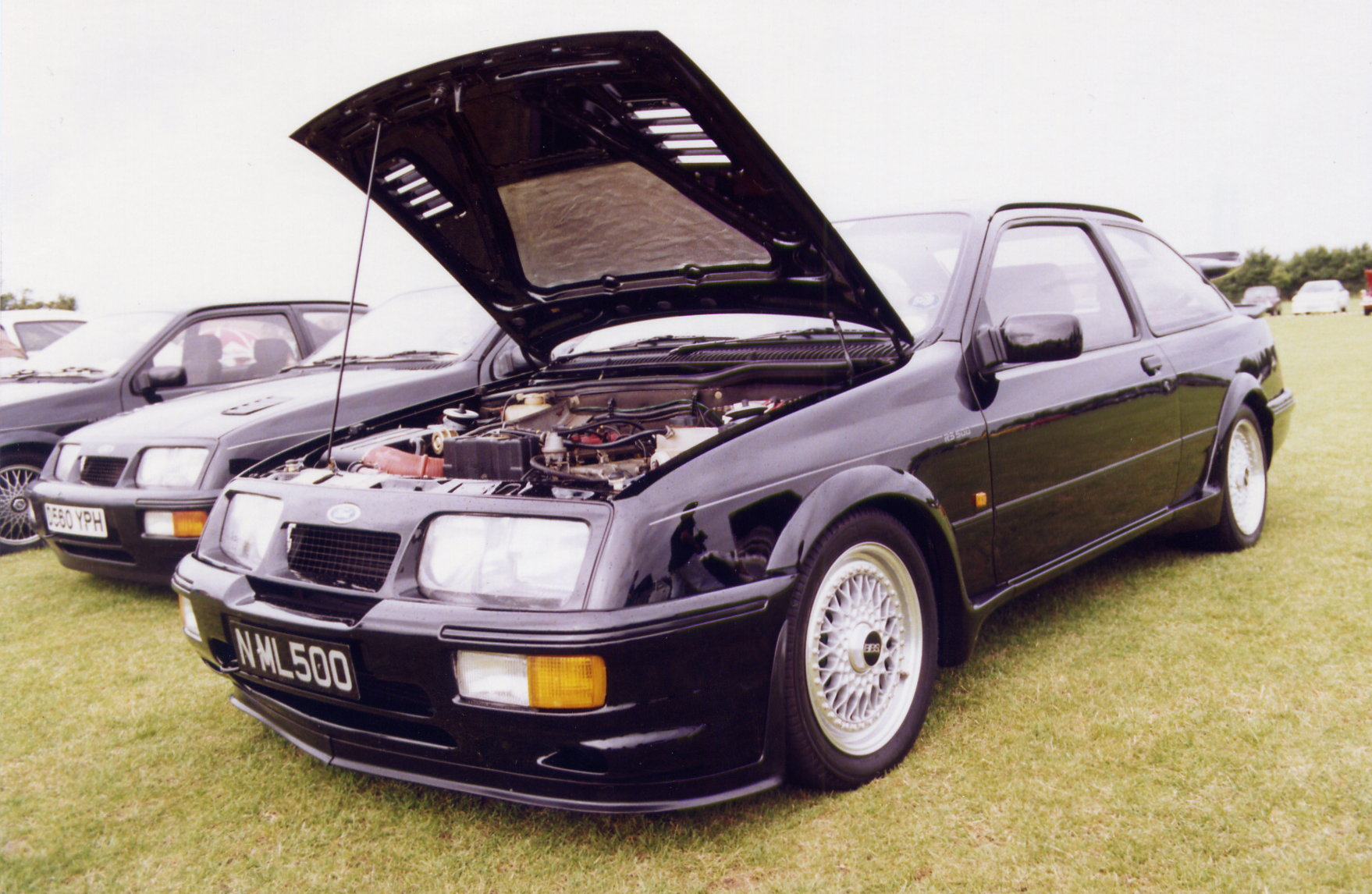 topworldauto photos of ford sierra rs cosworth photo galleries. Black Bedroom Furniture Sets. Home Design Ideas