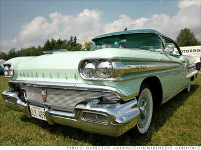 Oldsmobile 98 Holiday coupe. 1958 Oldsmobile 98 Holiday