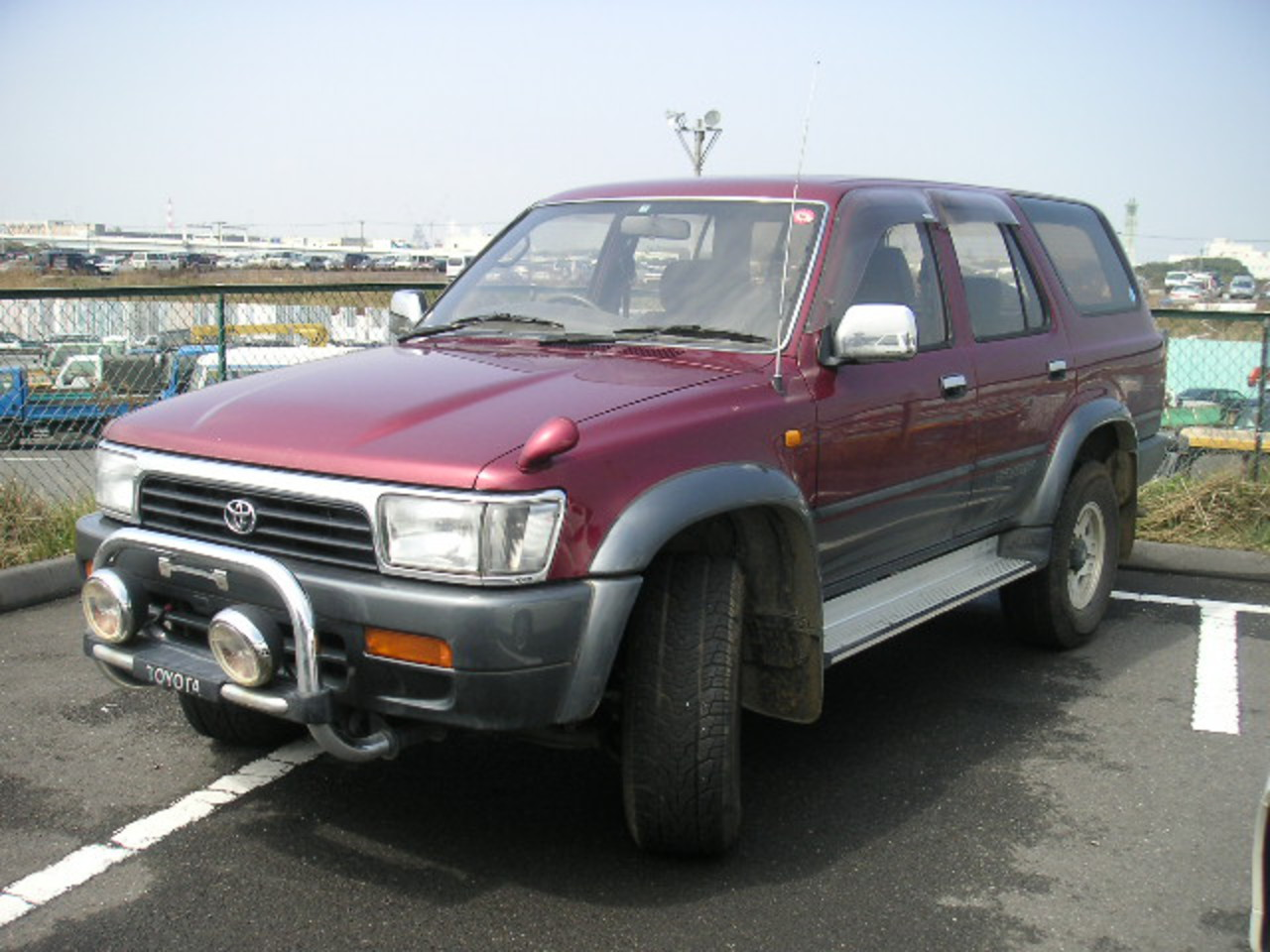 Toyota Safari Snorkels - ARB - 4 wheel parts
