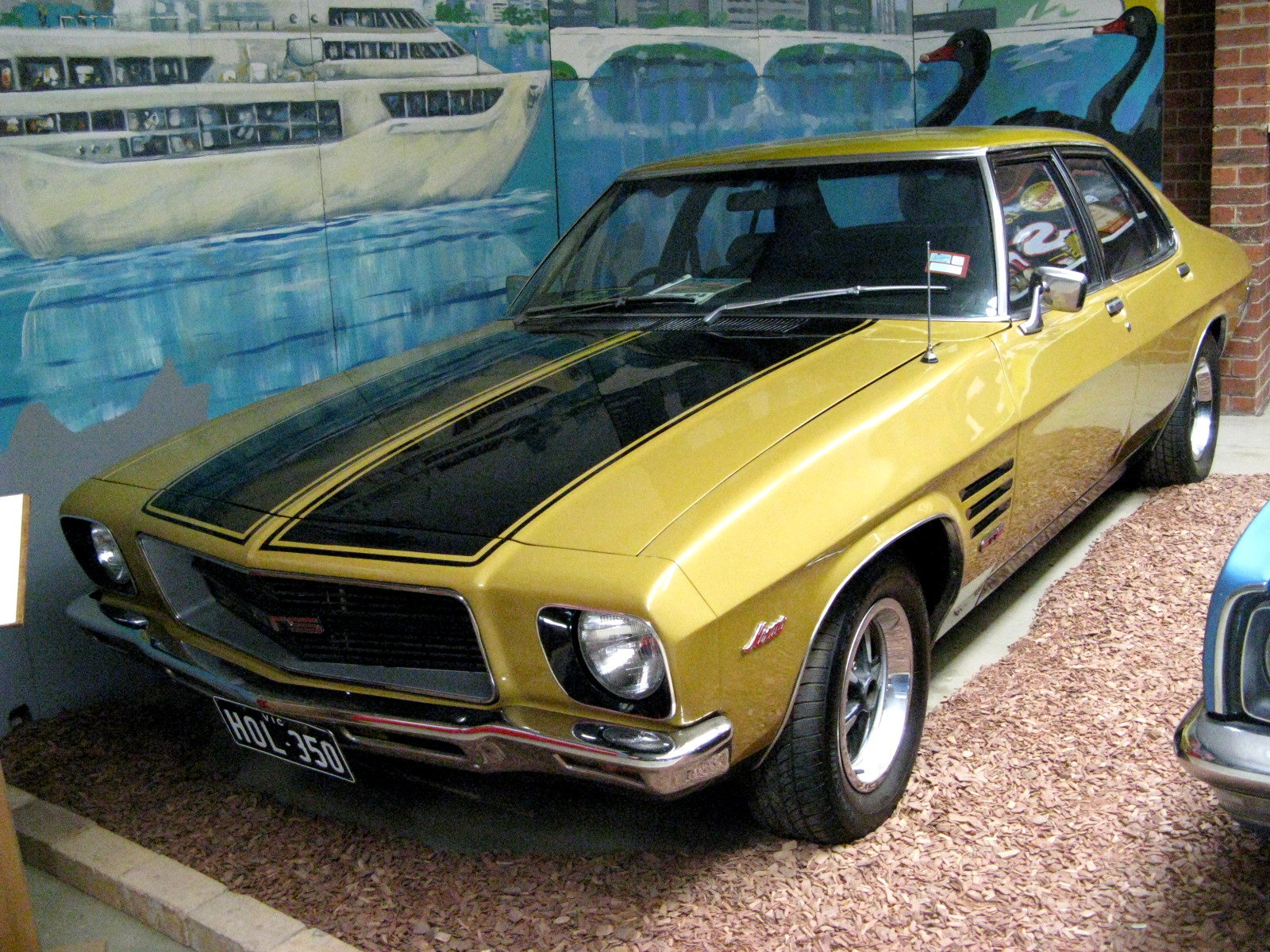 Holden Monaro GTS My Dad had the Monaro, as his first car out of the