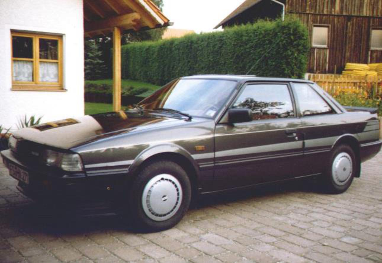 Mazda 626 Coupe (1984 bis 1987)