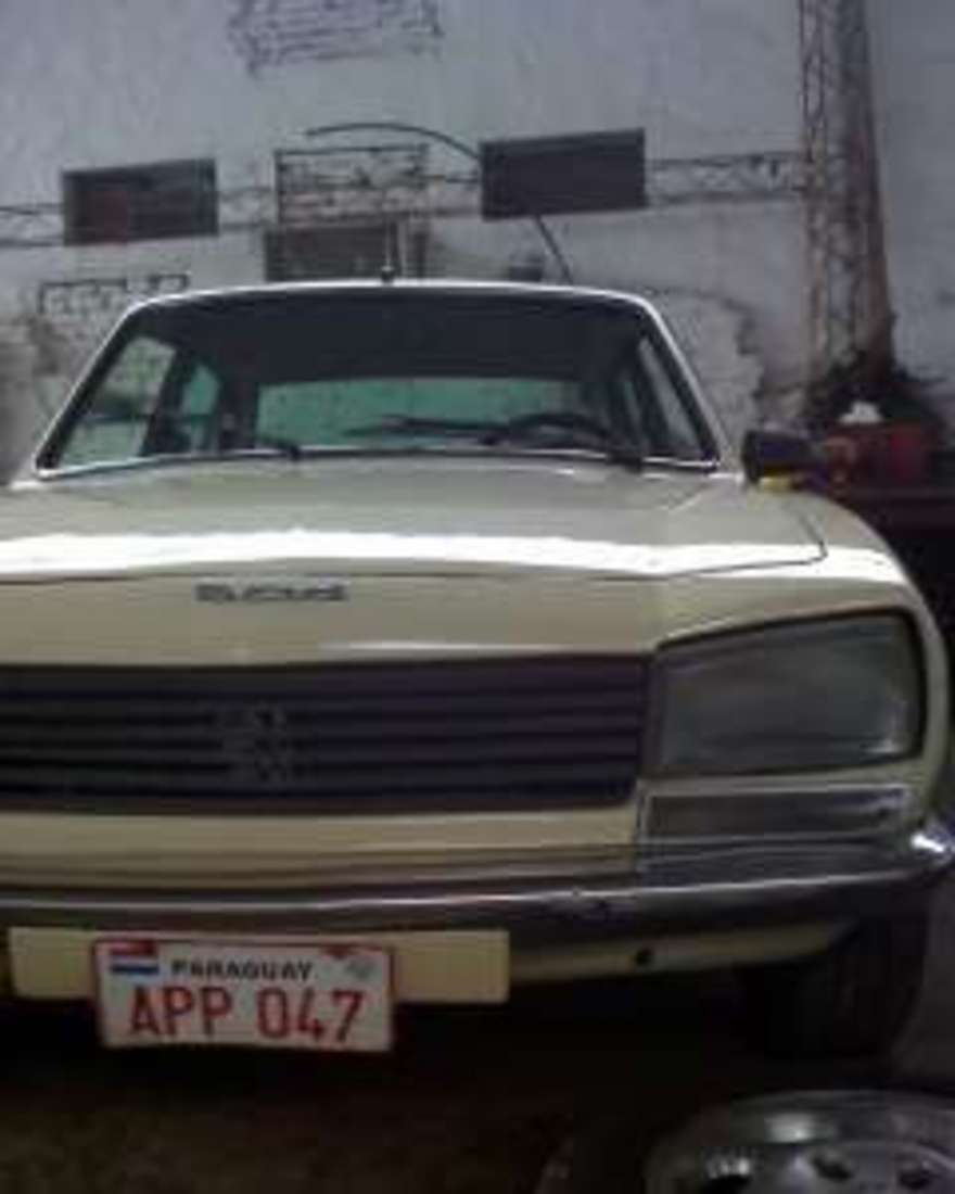 Peugeot 504 GL AA For Sale, classic cars for sale uk (Car: advert number