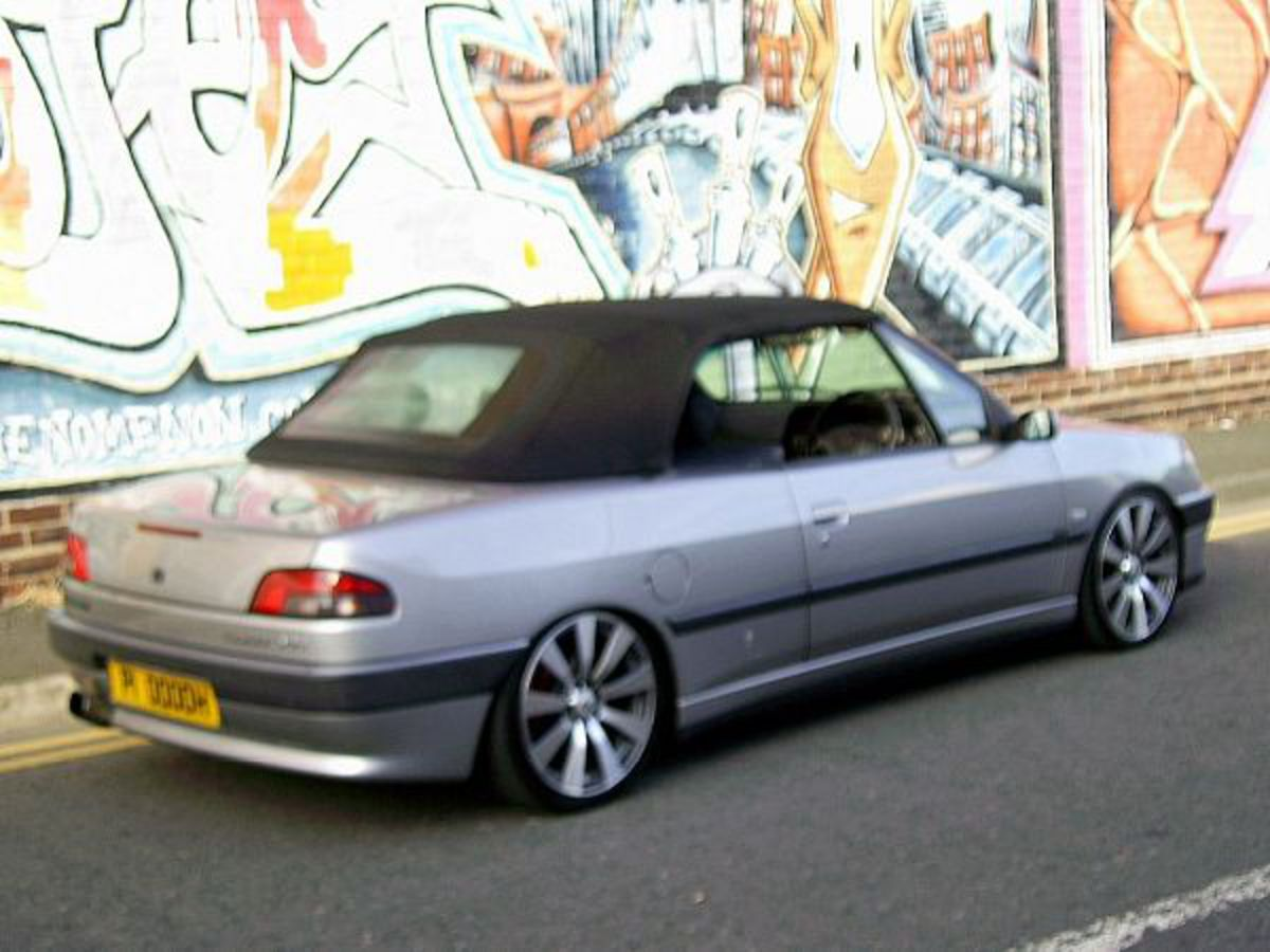 Topworldauto Photos Of Peugeot 306 Cabriolet Photo Galleries