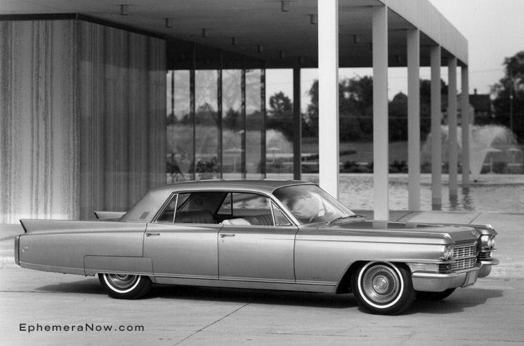 Cadillac Fleetwood 60 Special - cars catalog, specs, features, photos,