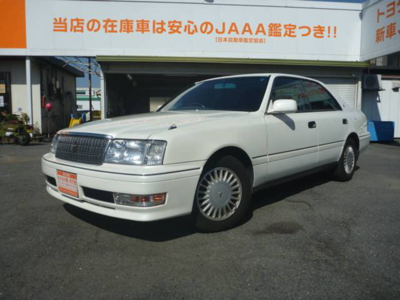TOYOTA CROWN ROYAL SALOON. 2013/01/01 Update. FOB JAPANUS$2,660