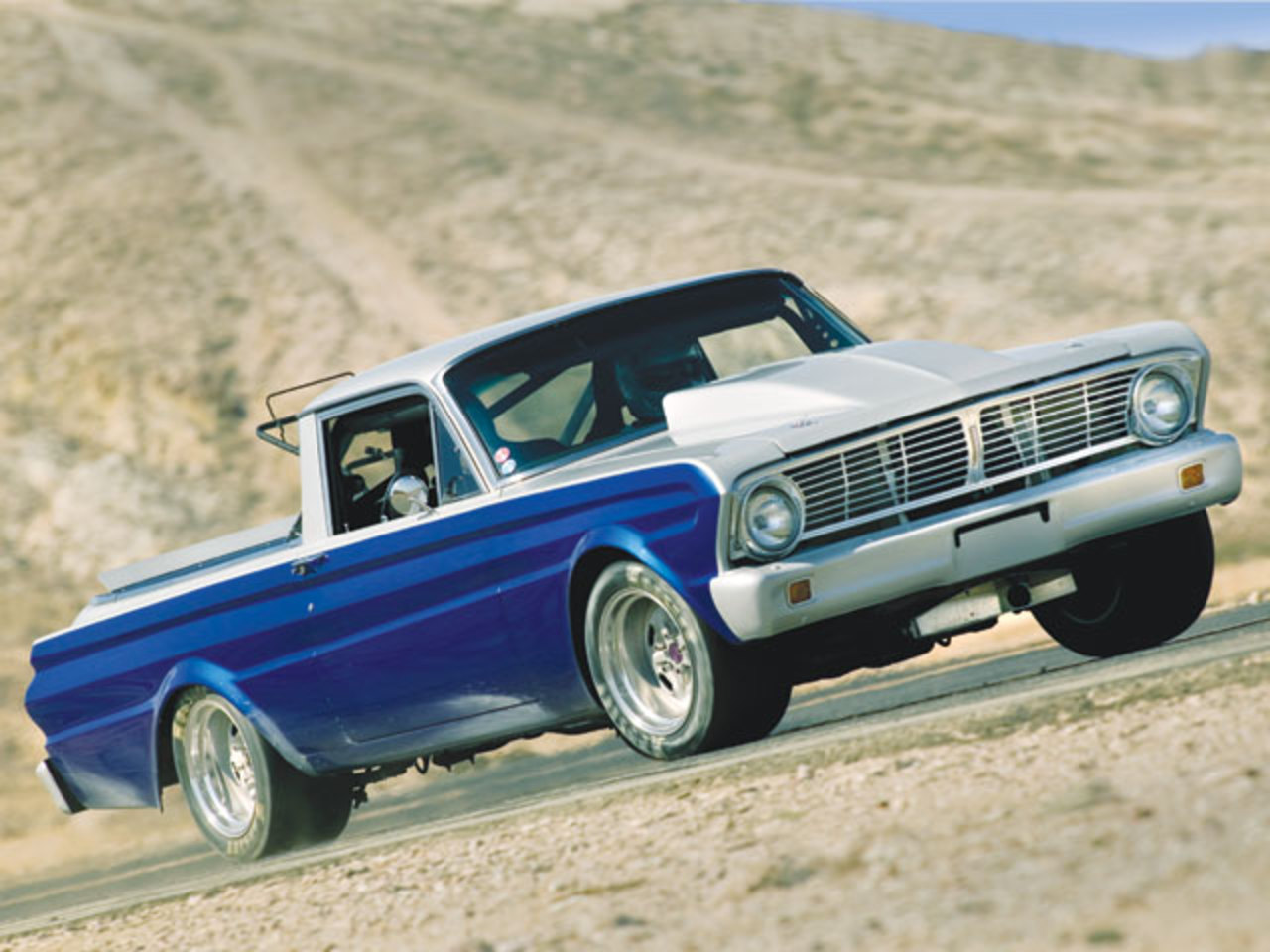Ford Ranchero - cars catalog, specs, features, photos, videos, review,