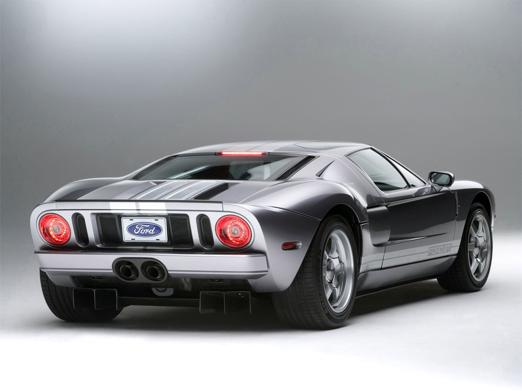 Ford with their exceptional and radical creation, the Ford GT.