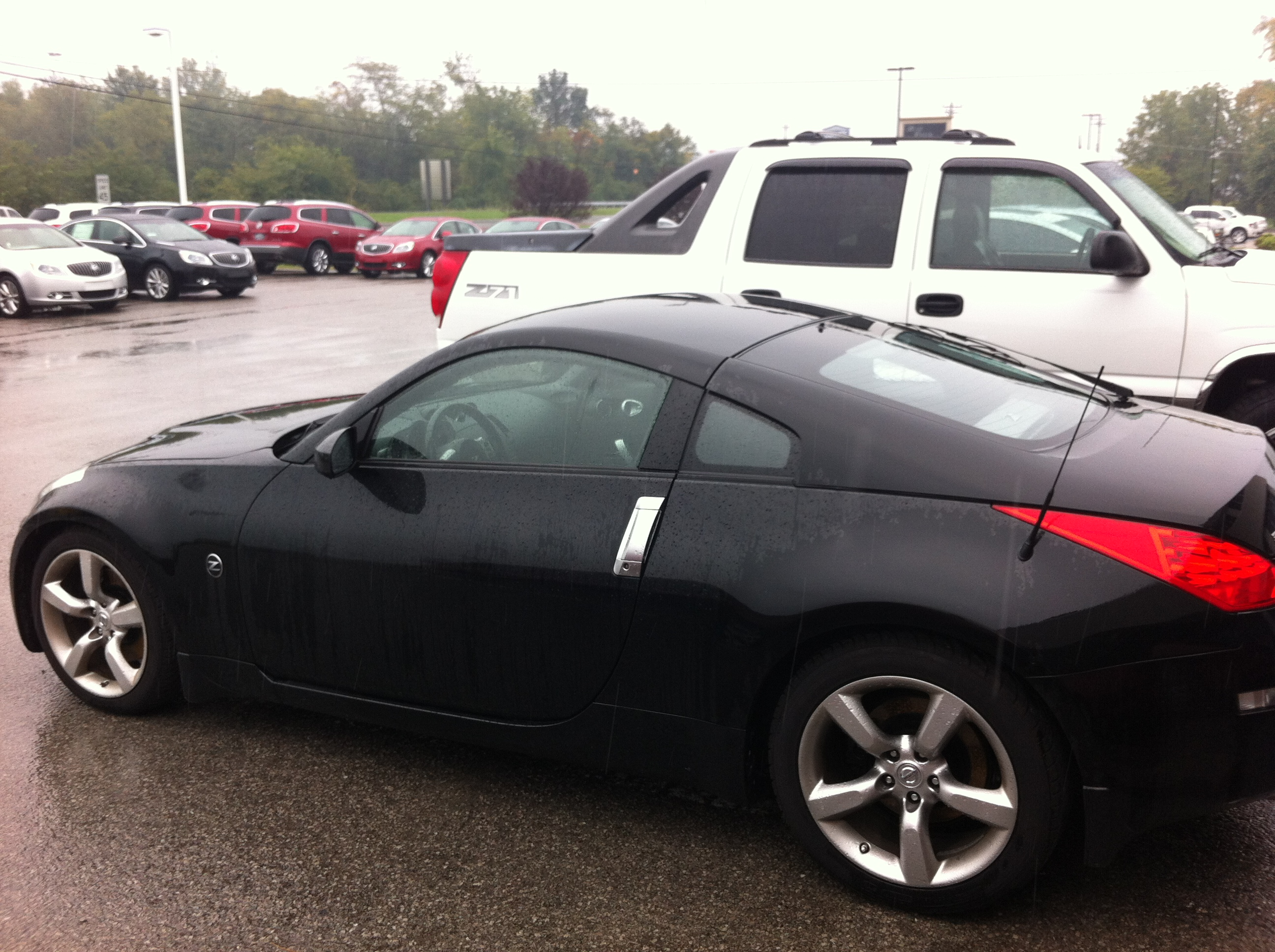 2008 Nissan 250z for sale. $0.00. What you need to know before you buy.