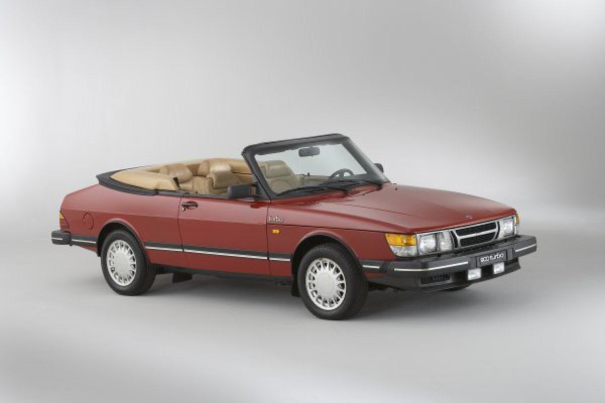SAAB 900 Turbo cabrio. View Download Wallpaper. 600x400. Comments