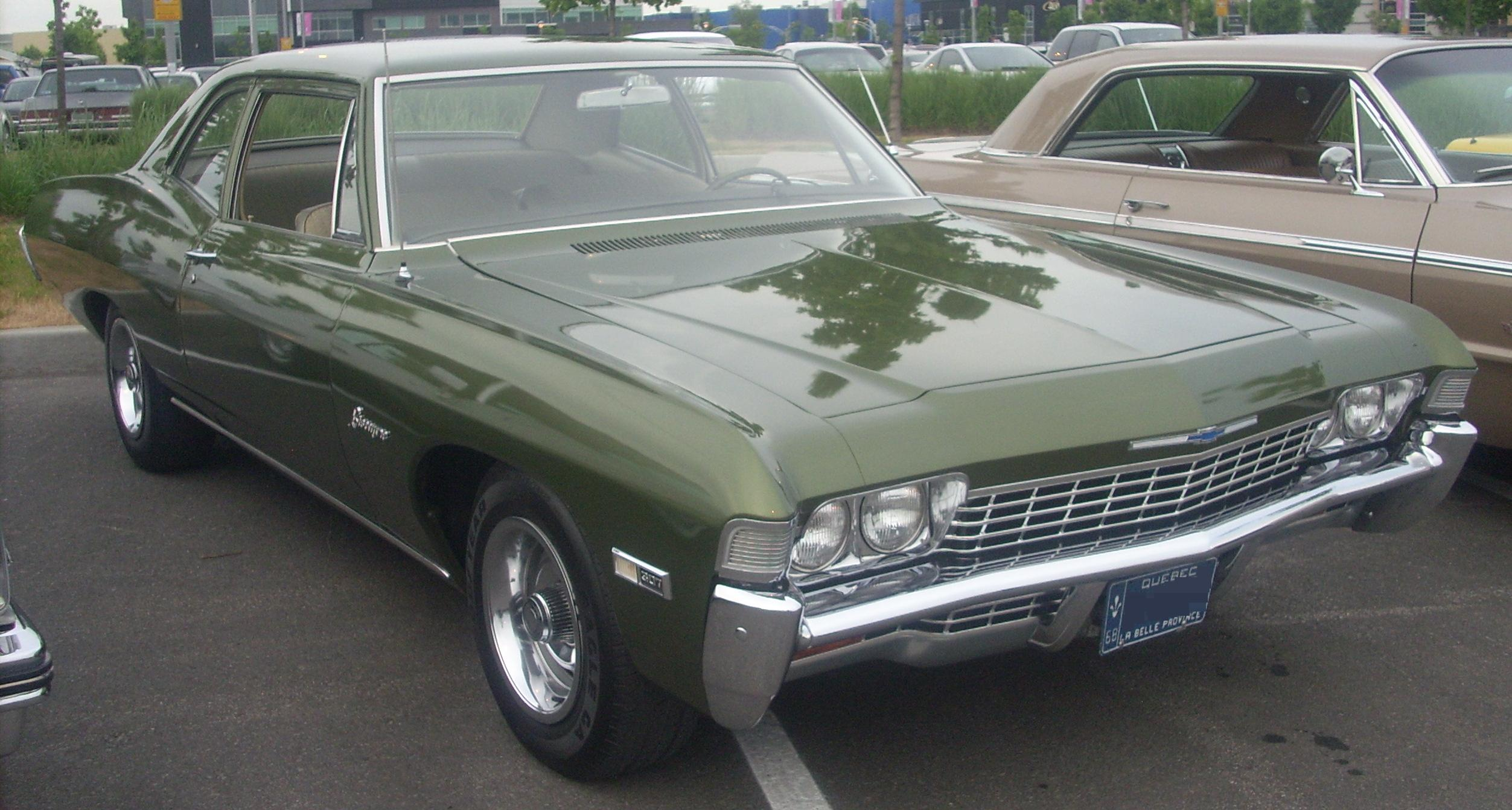 File:'68 Chevrolet Biscayne Coupe (Centropolis Laval '10).jpg