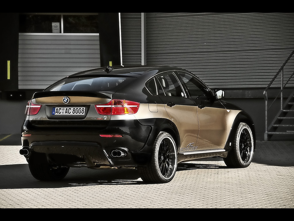 Test drivers say the 2013 BMW X6 performs better than any SUV has a right to