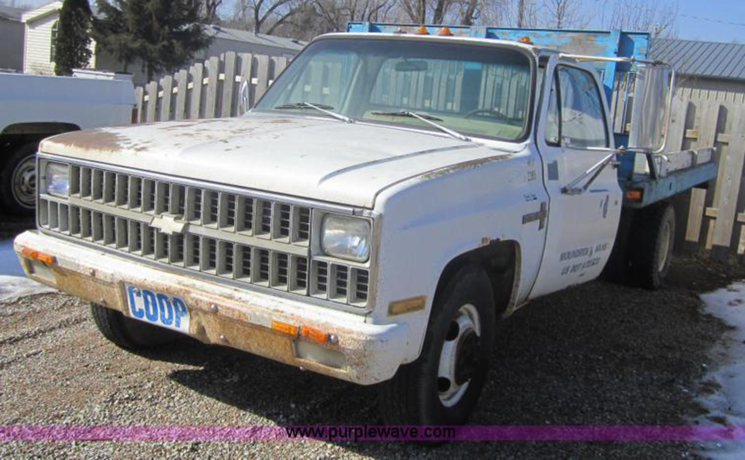 All Chevy c30 chevy : All Chevy » 1981 Chevrolet C30 - Old Chevy Photos Collection, All ...