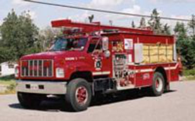 1991 GMC Fire Truck Truck Picture