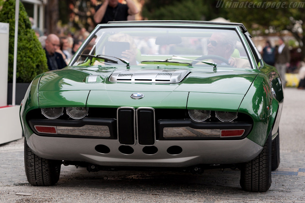 BMW 2800S - huge collection of cars, auto news and reviews, car vitals,
