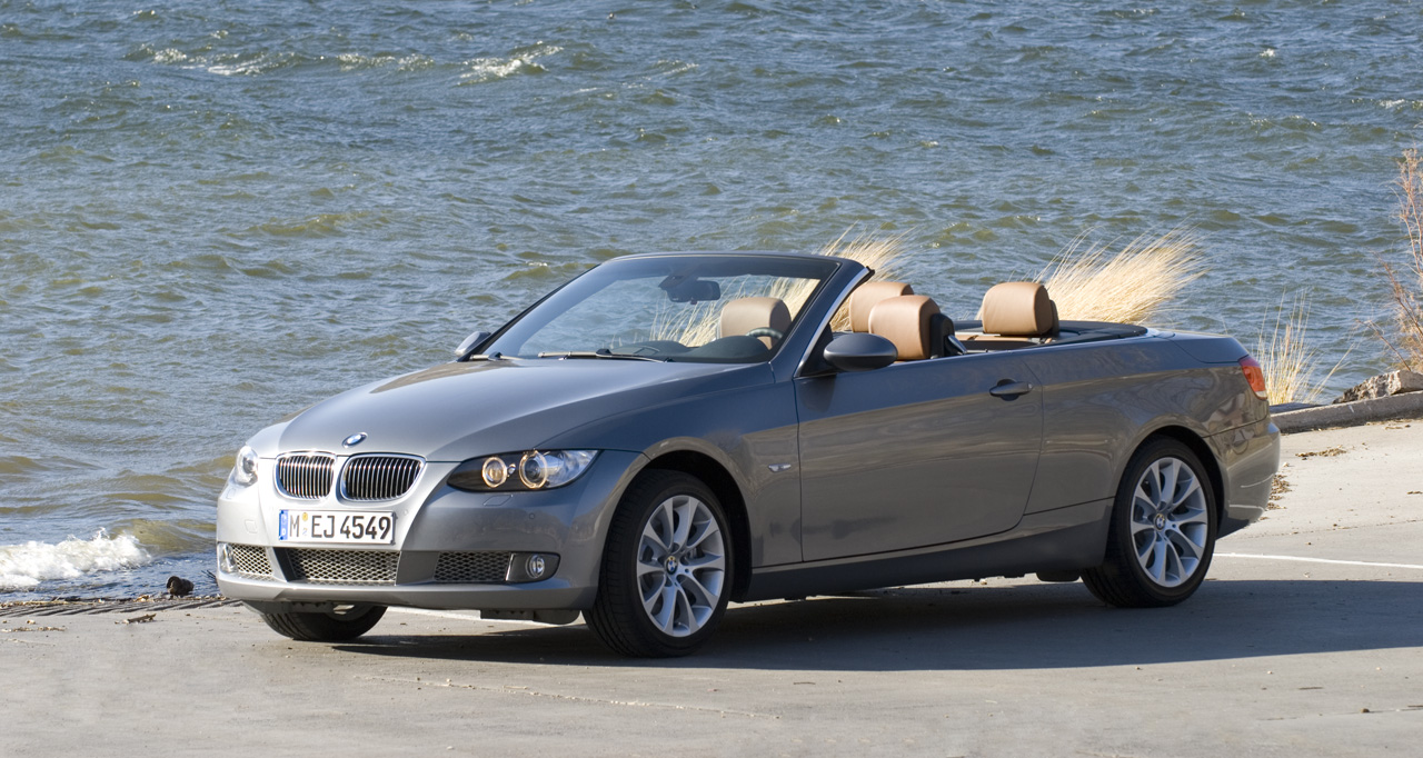 BMW 335 Cabriolet. View Download Wallpaper. 1280x682. Comments