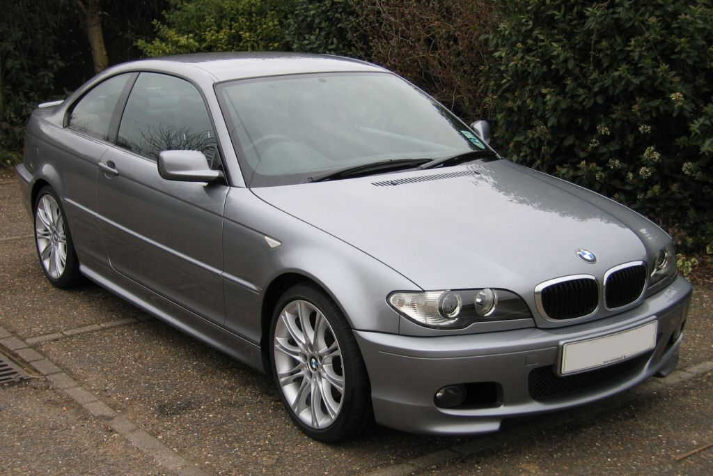 2004 (04 Plate) BMW 318Ci M Sport Coupé (1995cc). £16,749 (Offers welcome)