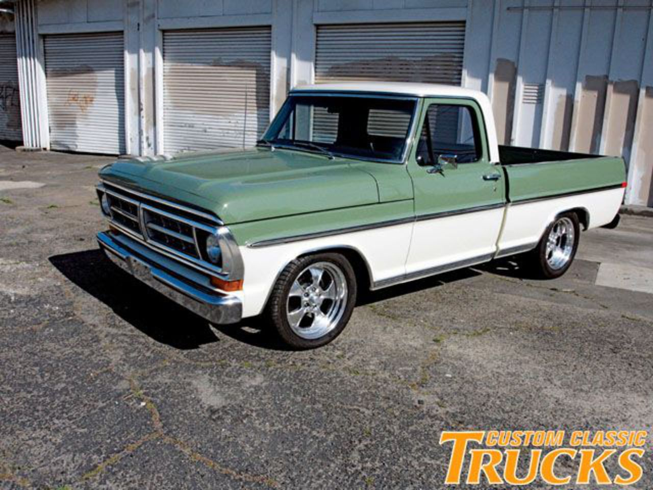Topworldauto Photos Of Ford F 100 Ranger Photo Galleries 1970 F100 Xlt 1968 Front Side Shot