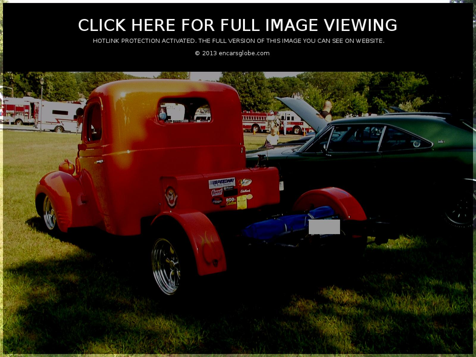 "Dodge Pick-up dragster (Image â""–: 02)"