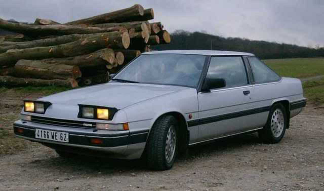 Mazda 929 Fastback Coupe. View Download Wallpaper. 640x377. Comments