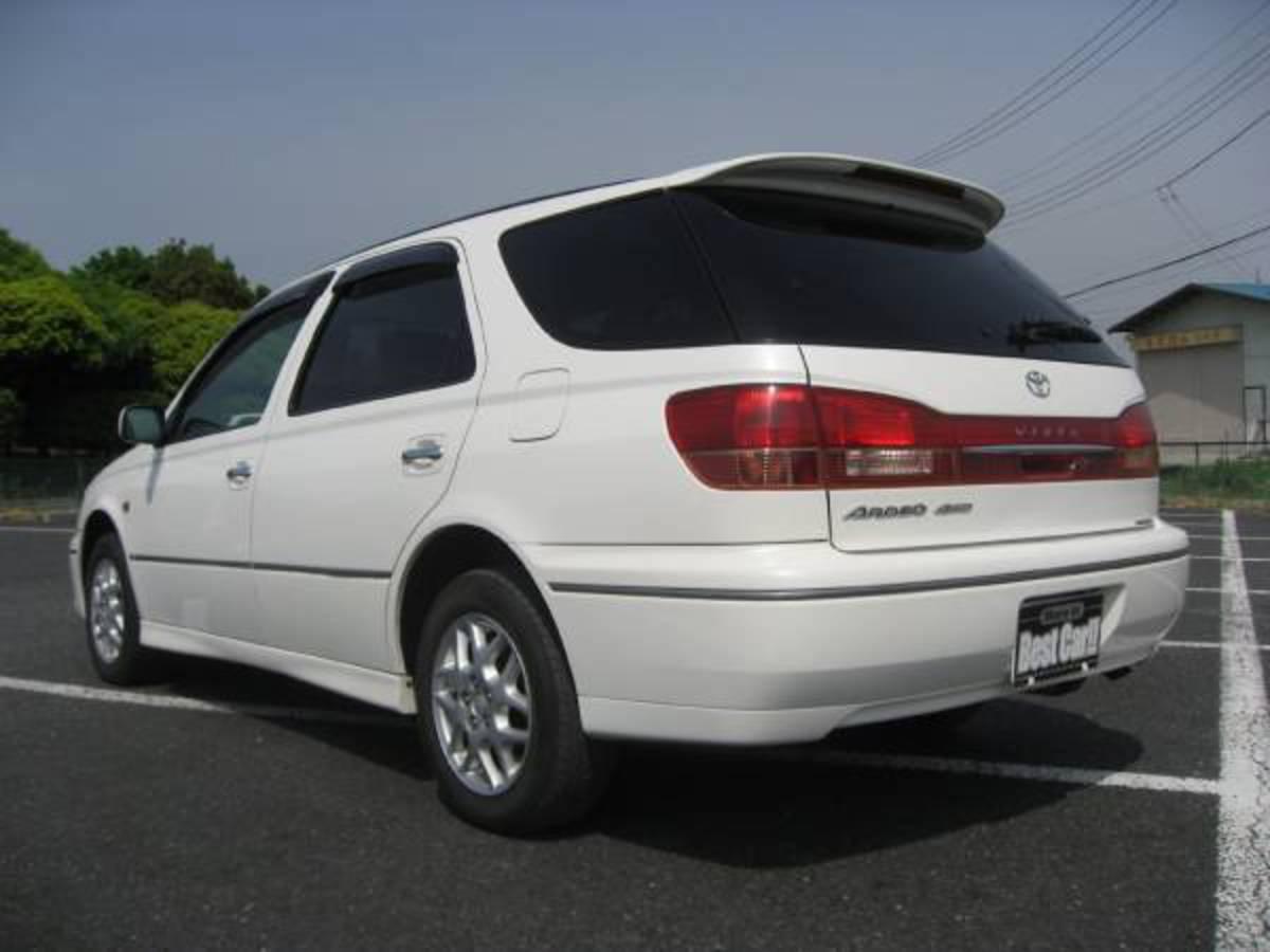 Toyota Vista (Тойота Виста) - Продажа, Цены, Отзывы, Фото ...
