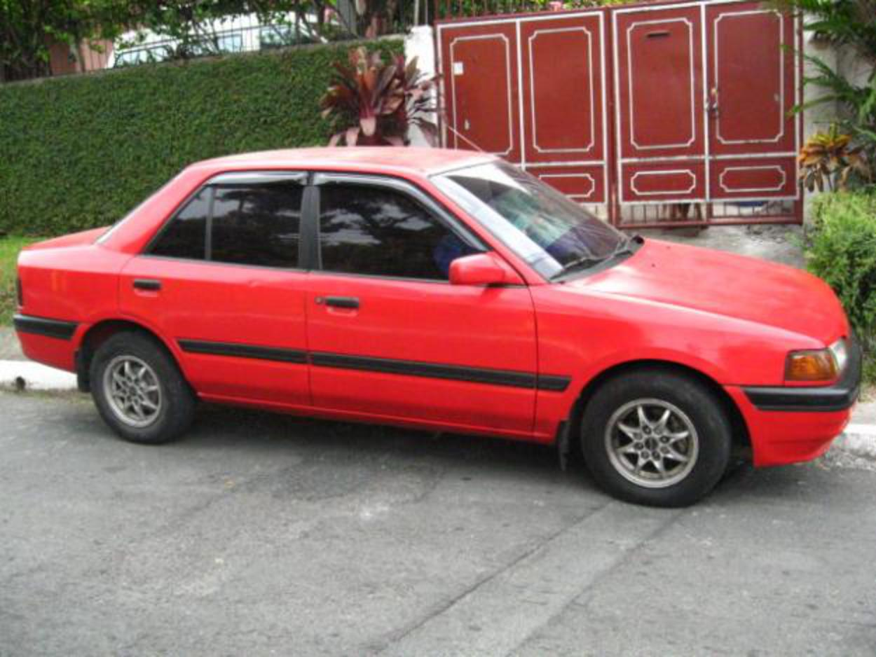 Mazda 323 sedan — Quezon City. Favorite