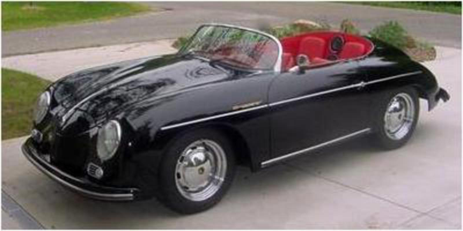 for Superformance and JPS replicars Beck Porsche 356 Speedster Replica