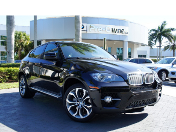 BMW X6 X-drive 50i. Main Specifications