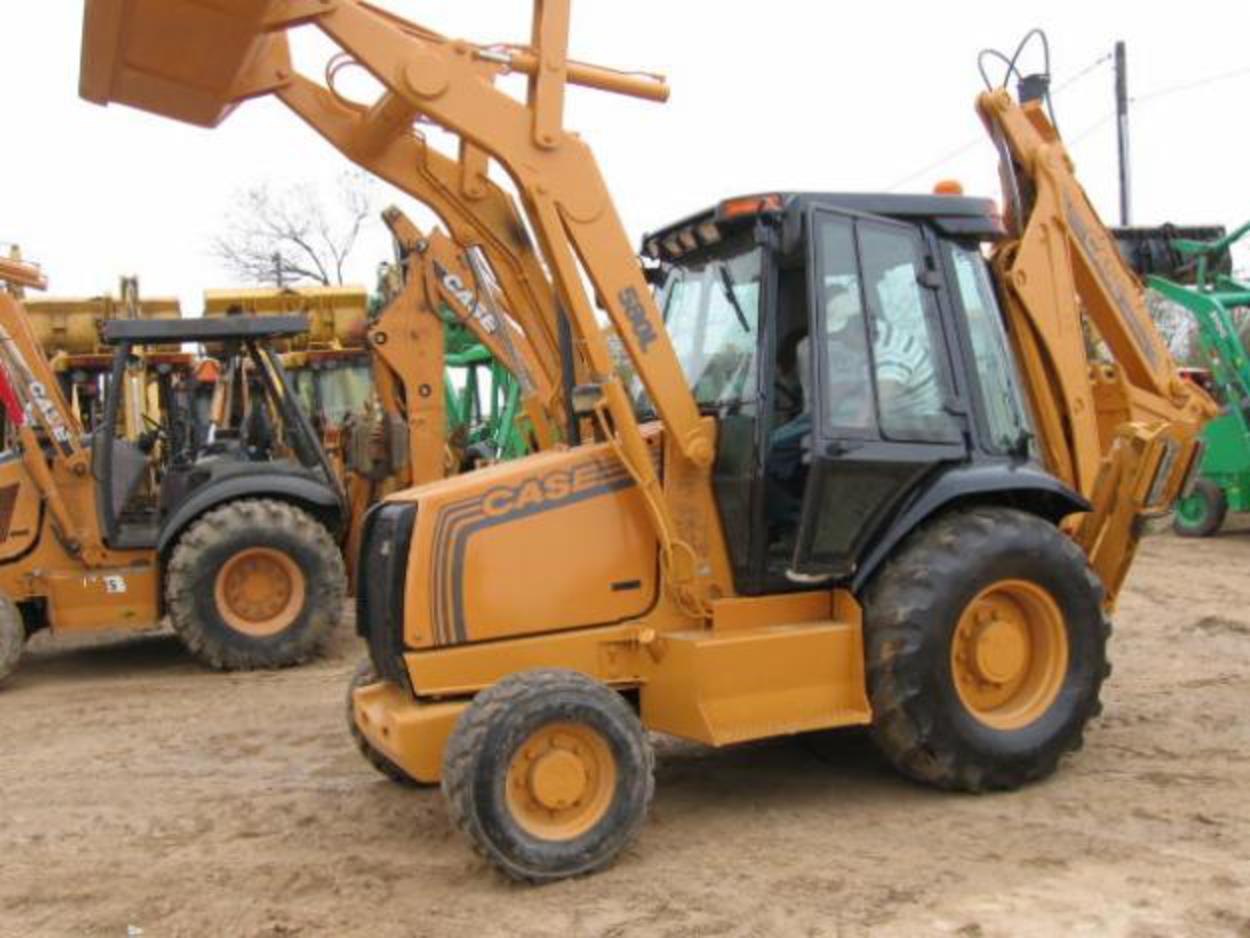 Case 580l Seats : Topworldauto gt photos of case model wheel tractor