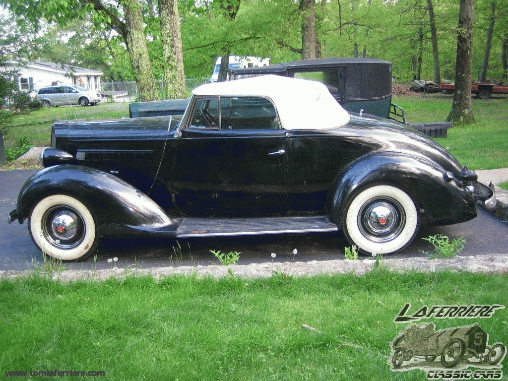 TopWorldAuto >> Photos of Packard Convertible - photo galleries