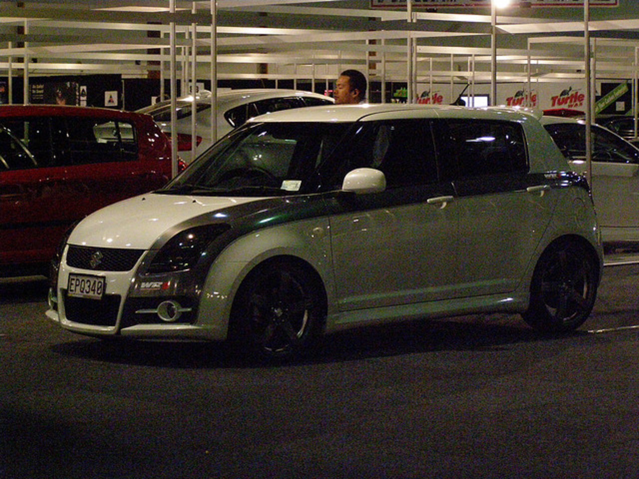 Suzuki Swift Sport WR1 Supercharged - cars catalog, specs, features, photos,