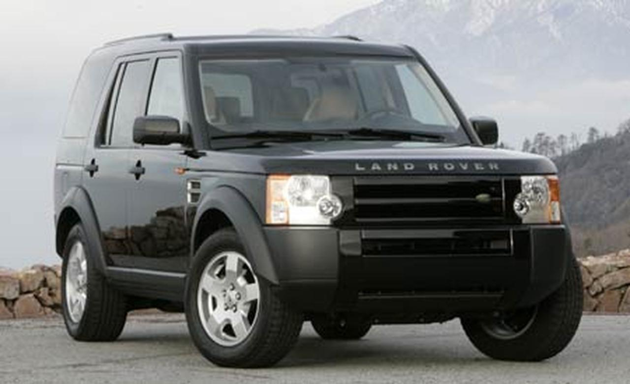 2006 Land Rover LR3. WALLPAPER; PRINT; RETURN TO ARTICLE