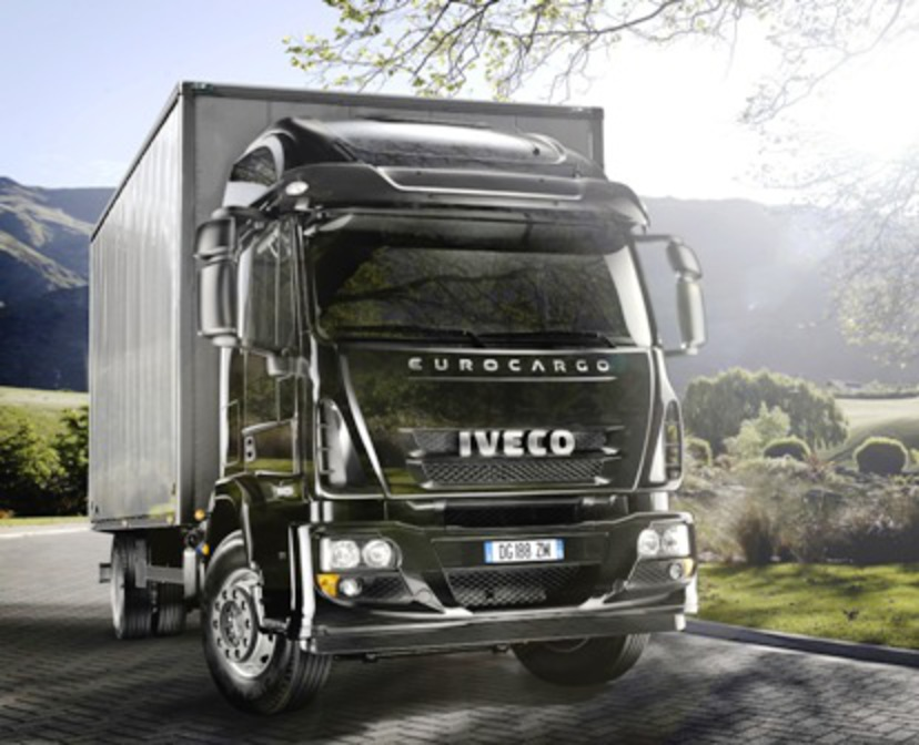 IVECO EUROCARGO's latest model has revolutionised the truck market,