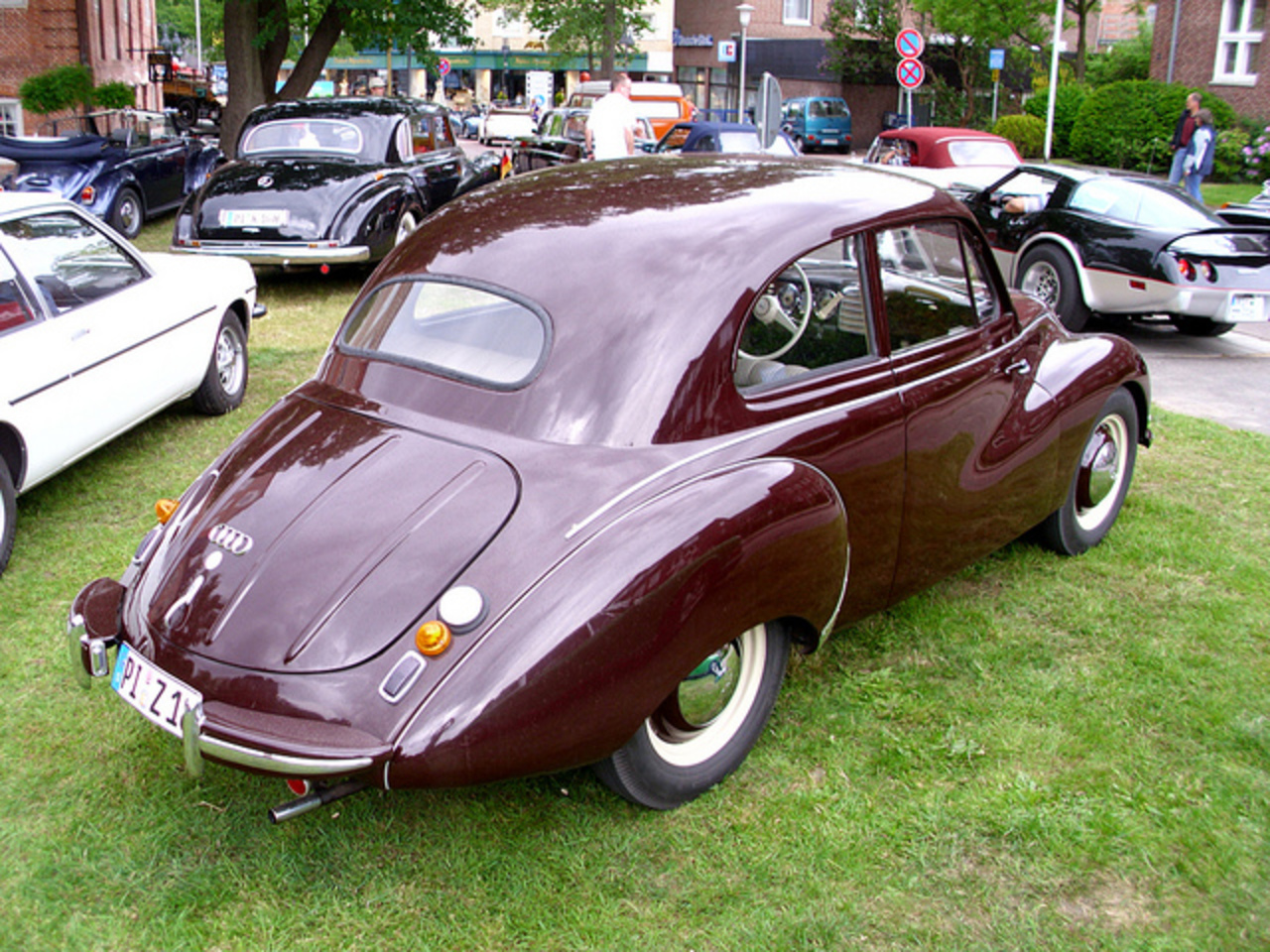 TopWorldAuto >> Photos of DKW F89 - photo galleries