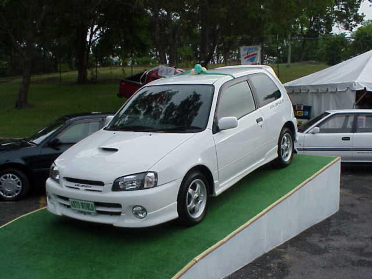 Topworldauto Photos Of Toyota Starlet Photo Galleries