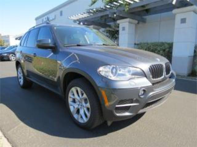 BMW X5 Xdrive35i 2013 Gray AWD Automatic. Condition: New, Am/Fm,