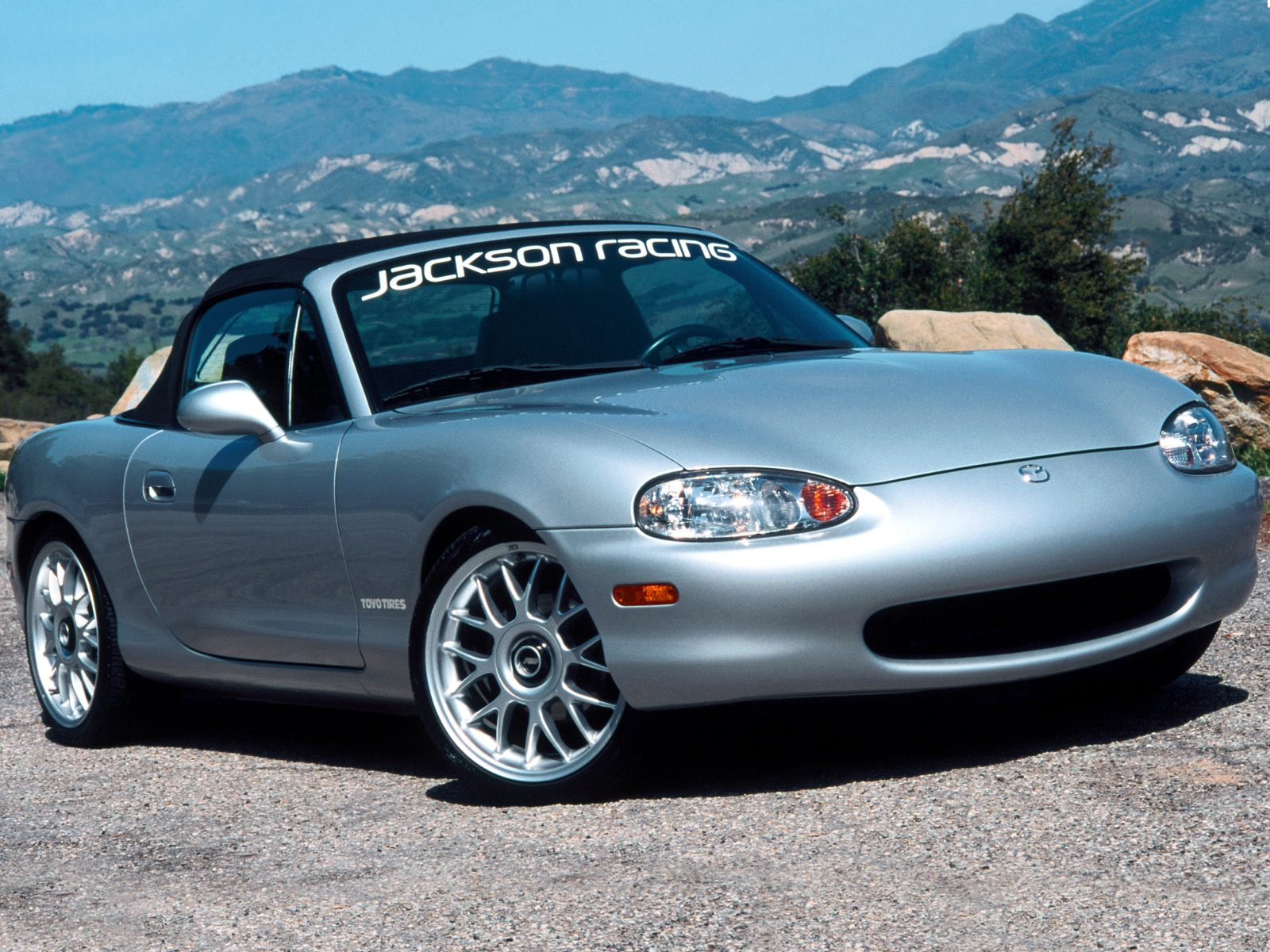 Mazda Miata. View Download Wallpaper. 1600x1200. Comments