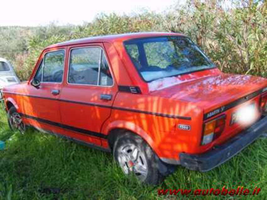 Topworldauto Gt Gt Photos Of Fiat 128 Abarth Photo Galleries