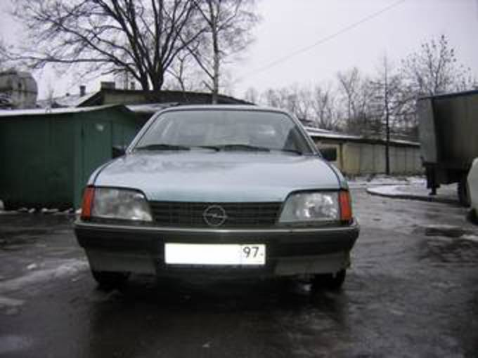 1984 OPEL Record 20. More photos of OPEL Record 20