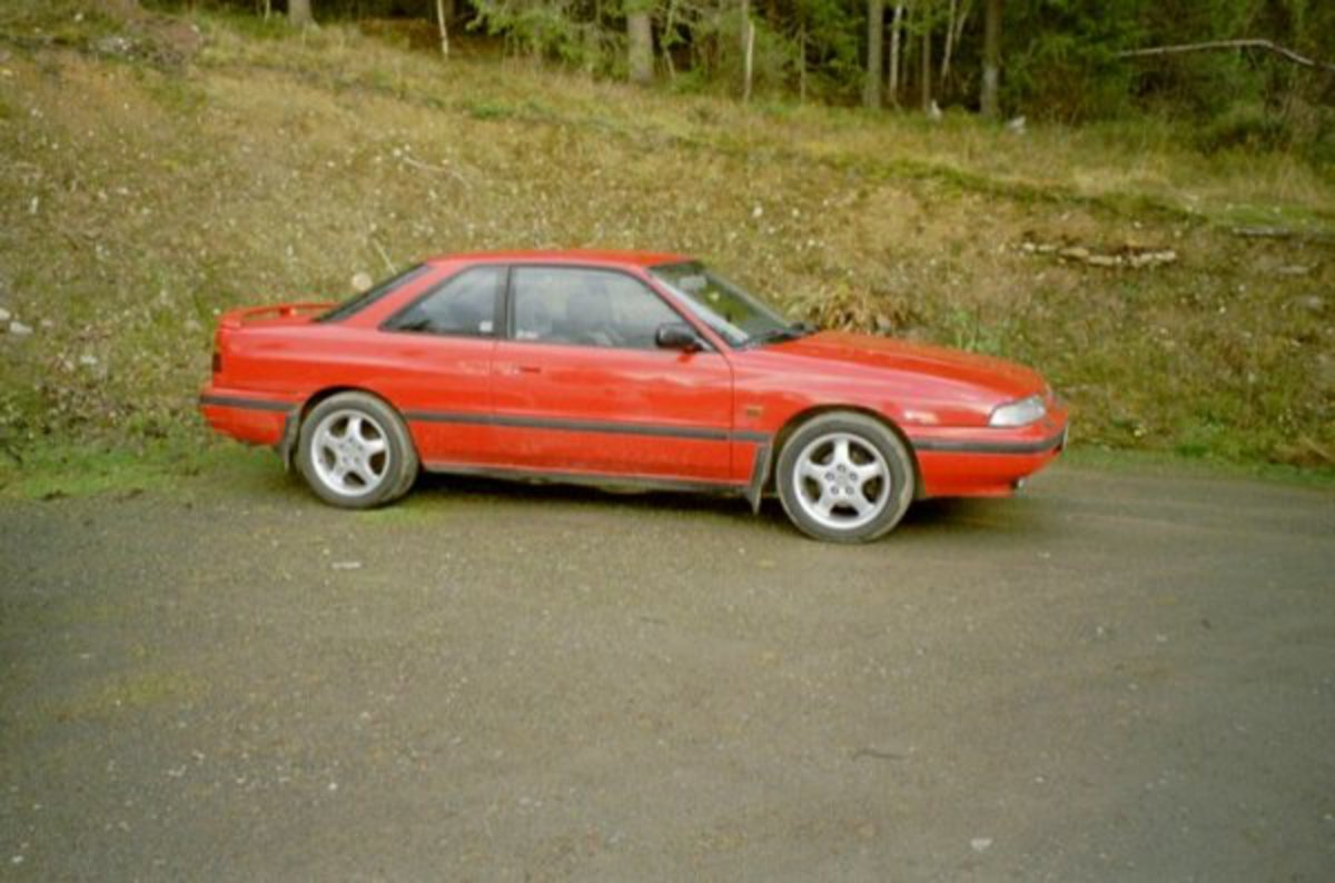 Mazda 626 Coupe - huge collection of cars, auto news and reviews,