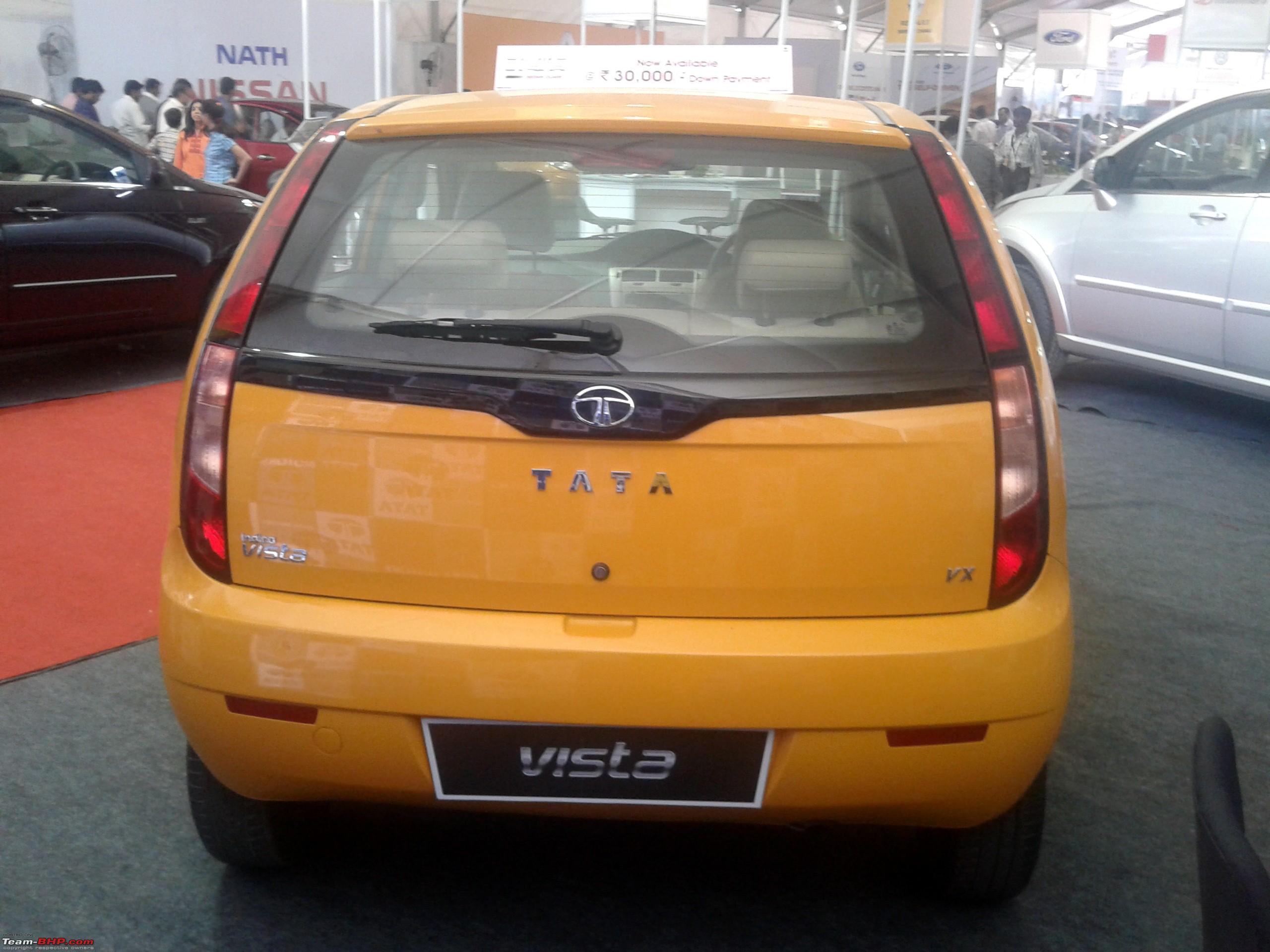 Tata Indica Vista Refresh : Test Drive & Review - Page 7 - Team-