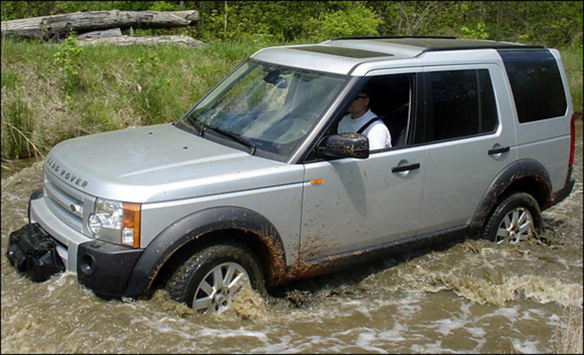 2005 Land Rover LR3: After the Death of the Disco, Land Rover Is Ready to