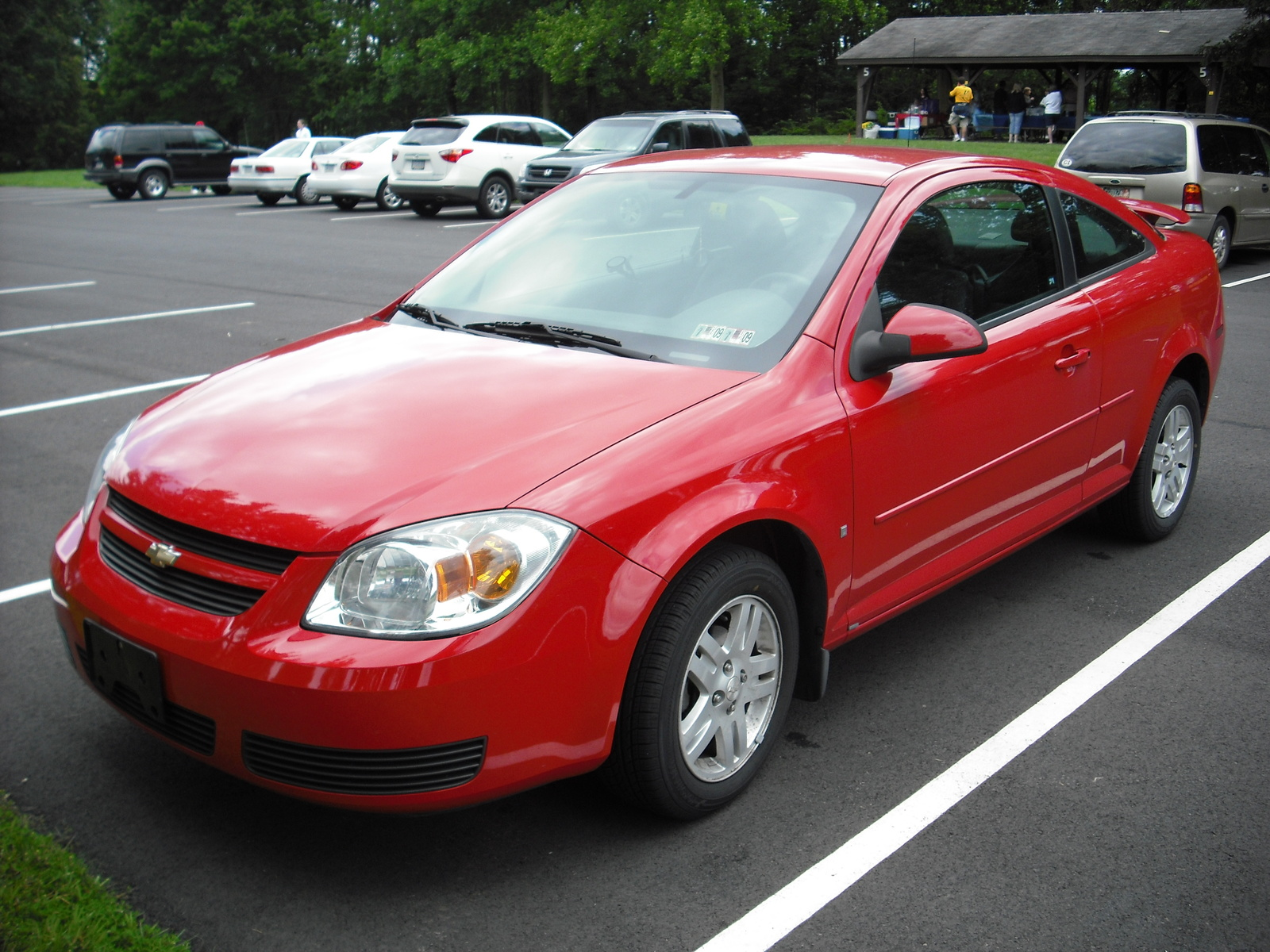 Picture of 2006 Chevrolet Cobalt LT Coupe, exterior