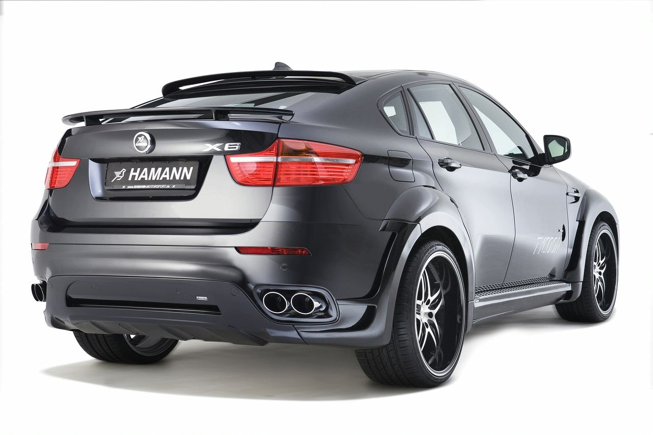 Model BMW X6 is begining 2007 in Germany.