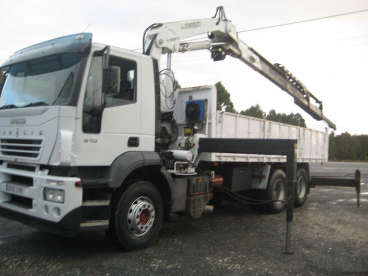 IVECO stralis 310 tipper for sale