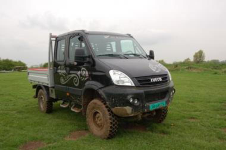 Iveco Daily 35S18W - cars catalog, specs, features, photos, videos, review,