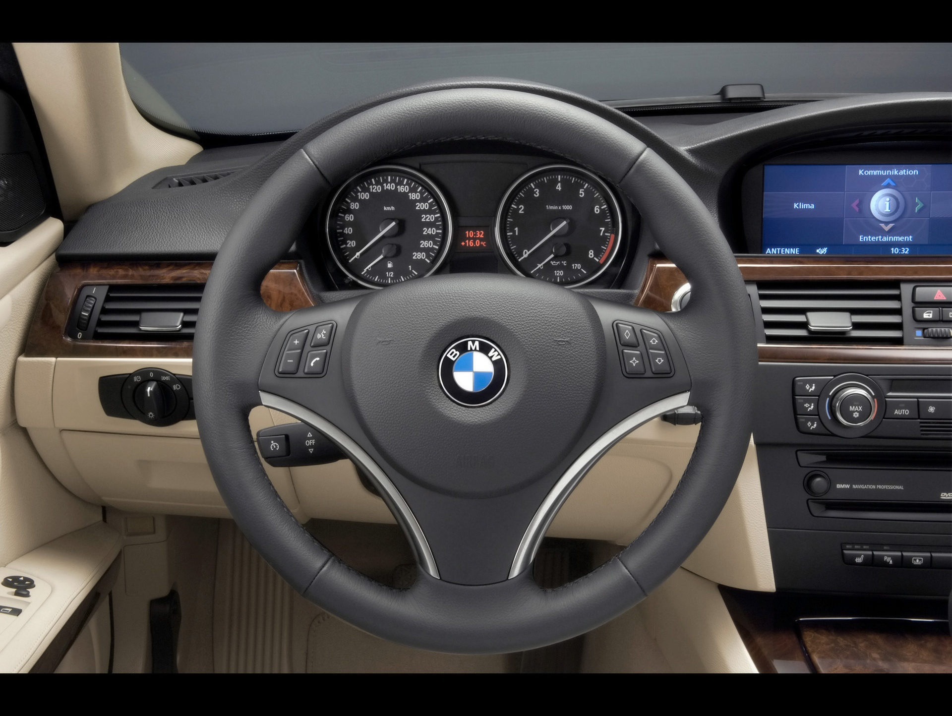 Bmw 335i Interior Bmwroad Hd Wallpapers